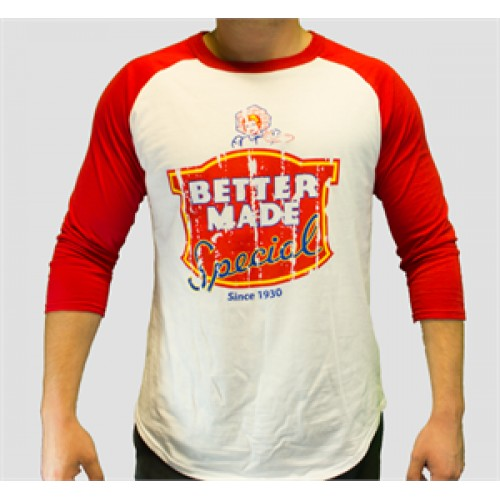 Vintage Better Made Softball T-Shirt