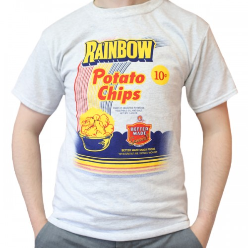 Vintage Rainbow Chips T-Shirt
