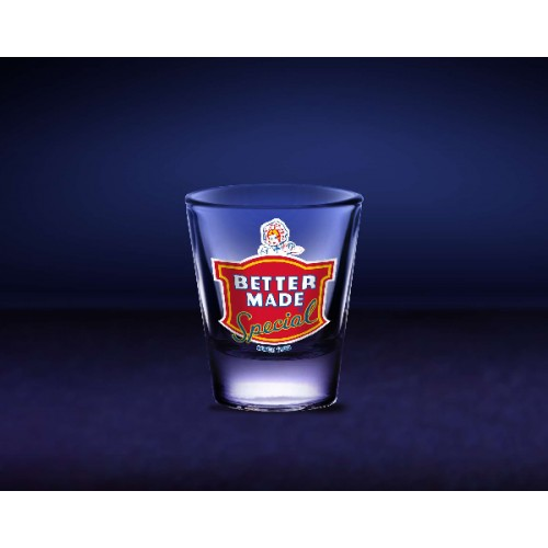 BETTER MADE SHOT GLASS