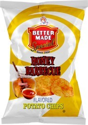 Honey BBQ Potato Chips