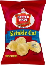 Krinkle Cut Potato Chips