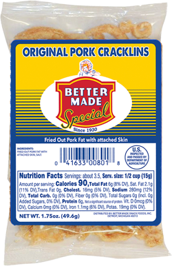 Original Cracklins