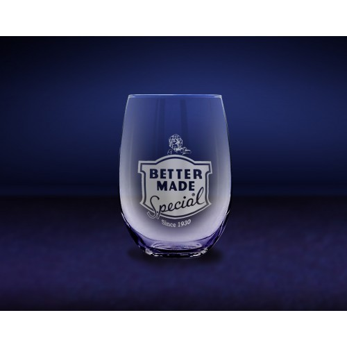 BETTER MADE STEMLESS WINE GLASS