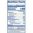 Yellow Corn Tortilla Chips Nutrition Facts