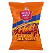 Hot Crunchy Cheese Curls