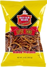 Super Thin Pretzels