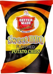 Sweet BBQ Potato Chips
